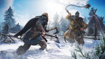 Detalhes Assassin's Creed Valhalla