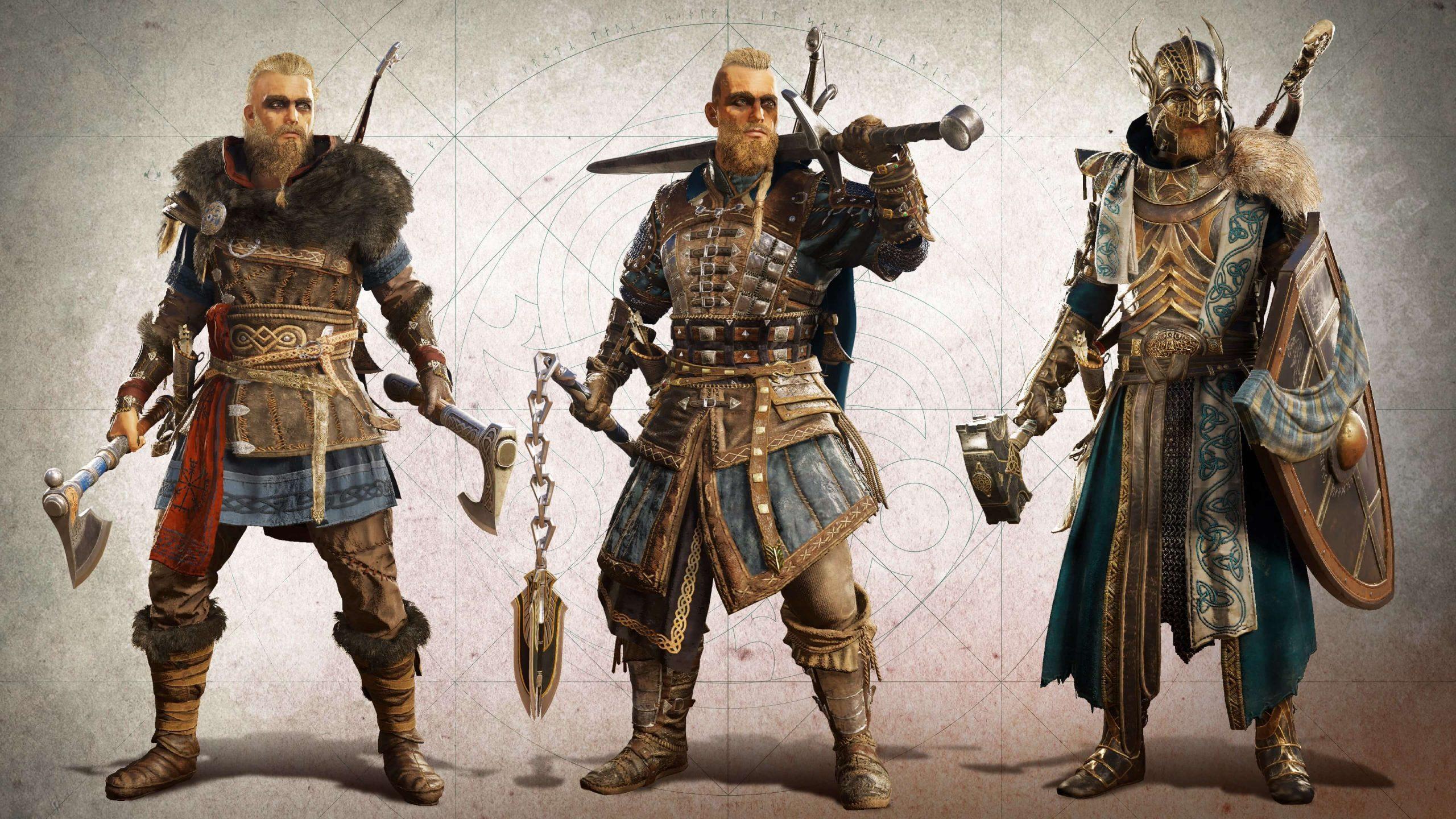 Assassin's Creed Valhalla - Jogadores viverão um lendário e destemido viking 2