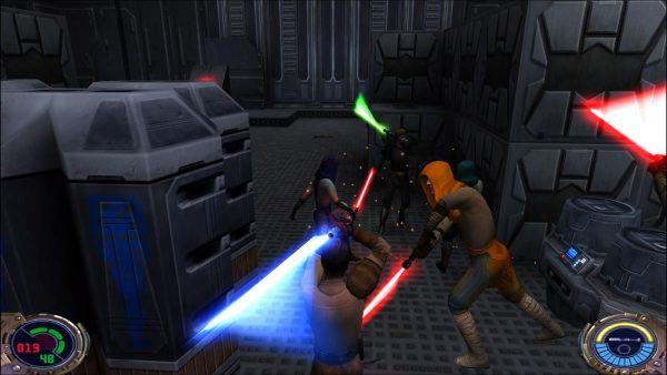 Star Wars Jedi Knight II: Jedi Outcast - Análise para Nintendo Switch 6