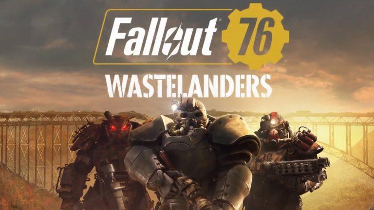 Fallout 76: Wastelanders | Trailer oficial de lançamento 1