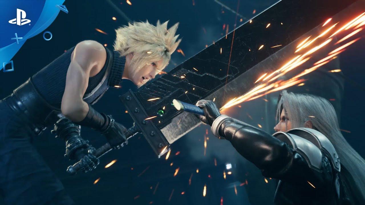 parcelar Final Fantasy 7 Remake