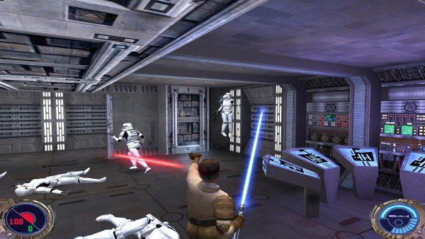 Star Wars Jedi Knight II: Jedi Outcast - Análise para Nintendo Switch 7