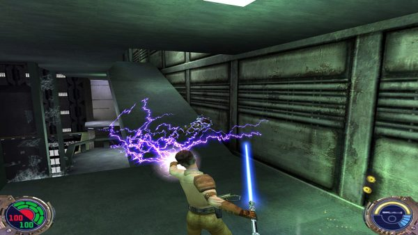 Star Wars Jedi Knight II: Jedi Outcast - Análise para Nintendo Switch 4