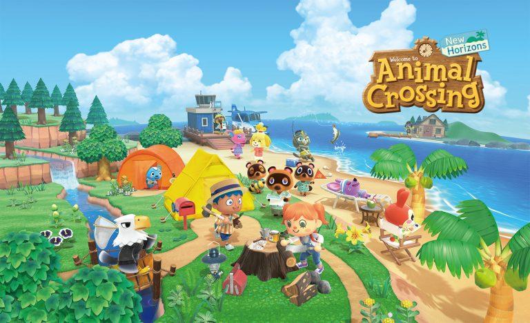 Atualização 1.6 Animal Crossing: New Horizons