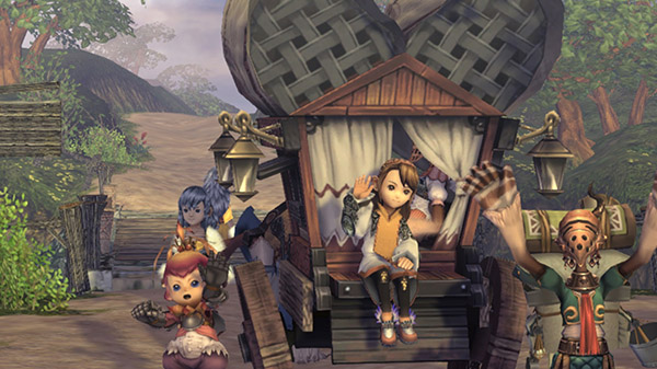 Final Fantasy Crystal Chronicles Remastered será lançado em agosto 1