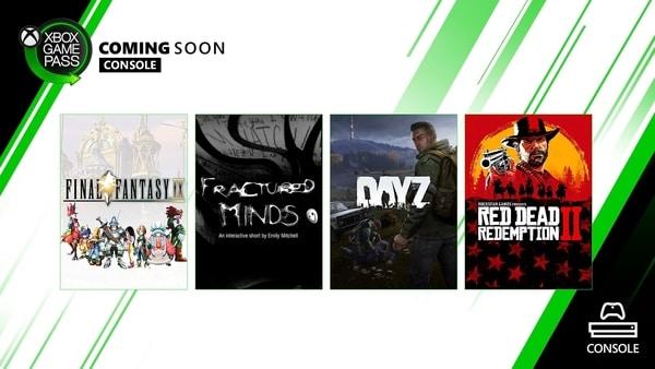 Xbox Game Pass Maio 2020