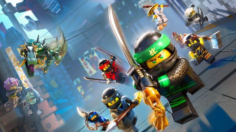 LEGO Ninjago O Filme: Video Game