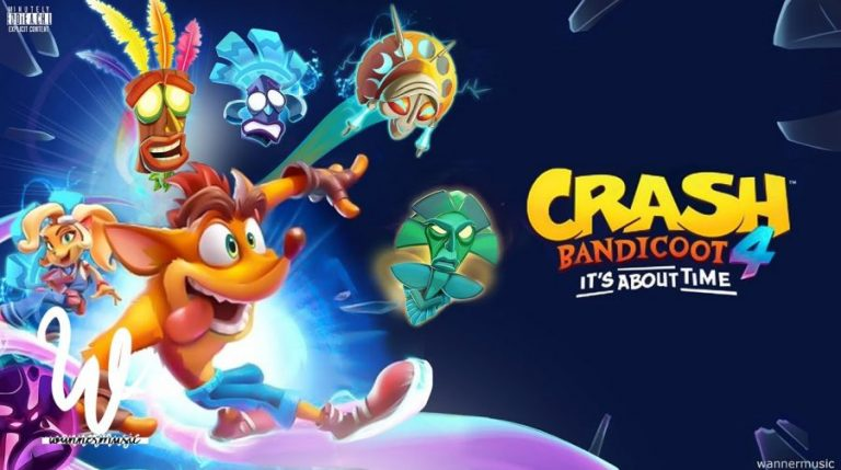 Confira o novo gameplay de Crash Bandicoot 4: It's About Time e a data de lançamento da demo 1