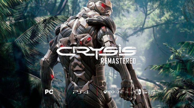 Confira o trailer de Crysis Remastered 1