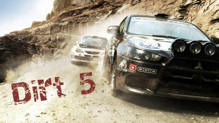 Confira o novo trailer de Dirt 5 1
