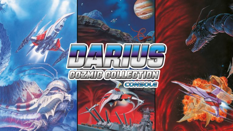 Review Darius Cozmic Collection