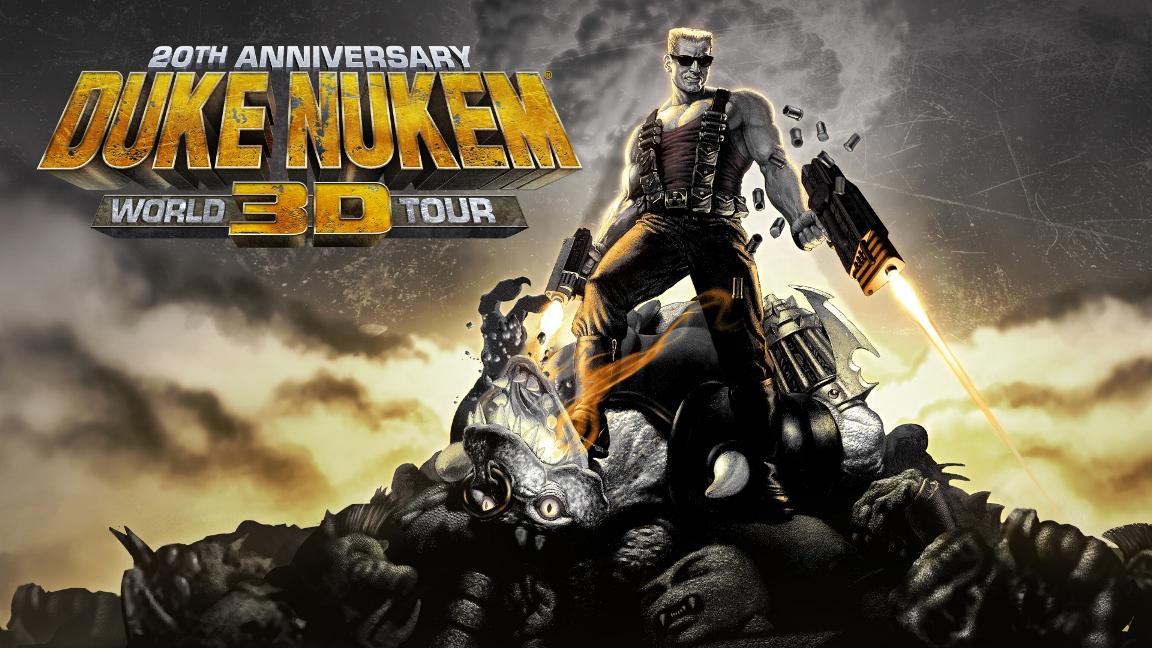 Duke Nukem 3D: World Tour 20º aniversário anunciado para Switch, chega na próxima semana 1