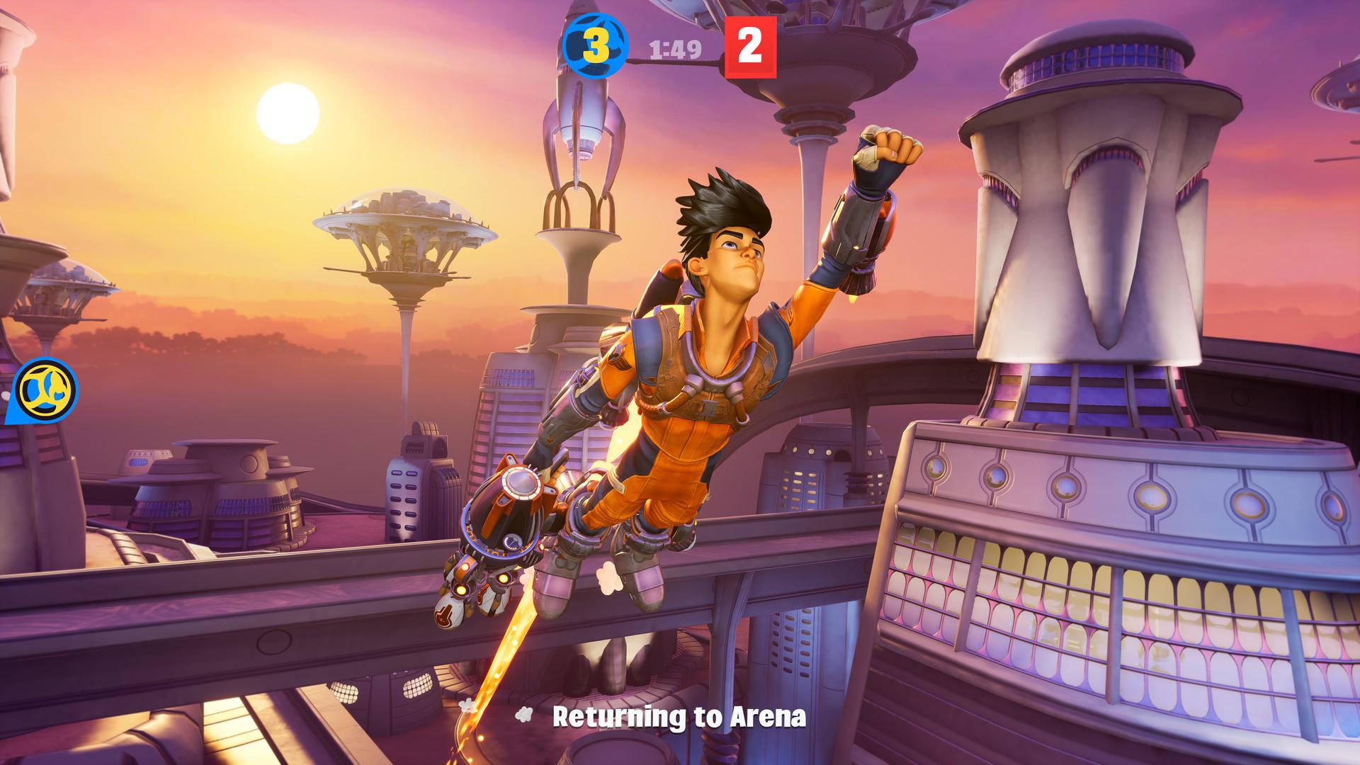 EA Play 2020 : Confira detalhes de Rocket Arena 4