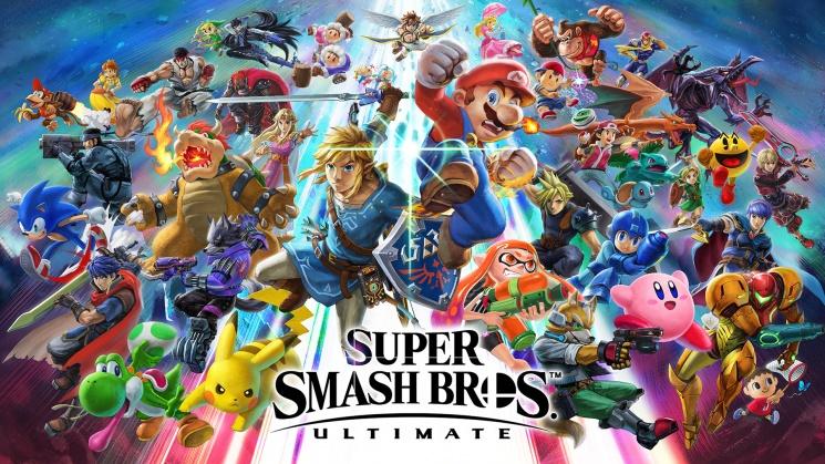 Personagem de Arms é a nova Lutadora de Super Smash Bros Ultimate 1