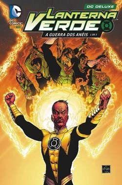 Panini confirma reimpressão de Lanterna Verde: A Guerra dos Anéis volumes 1 e 2 4