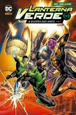 Panini confirma reimpressão de Lanterna Verde: A Guerra dos Anéis volumes 1 e 2 5