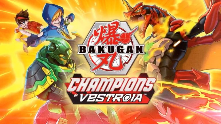 Warner Bros. Interactive Entertainment, Spin Master e Wayforward anunciam Bakugan: Champions of Vestroia 1