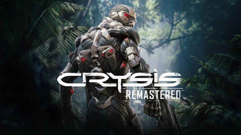 Trailer de análise técnica para Crysis Remasterd no Switch é lançado 1