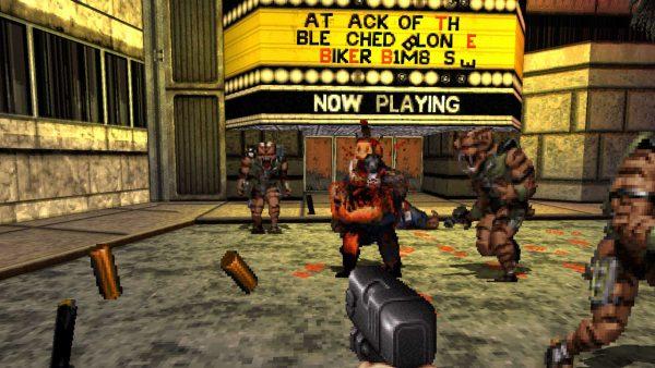 [Review] Duke Nukem 3D: World Tour - Bundas alienígenas serão chutadas no Nintendo Switch 1