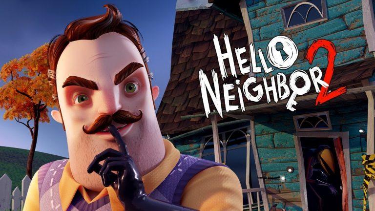 Confira o trailer de anúncio de Hello Neighbor 2 1