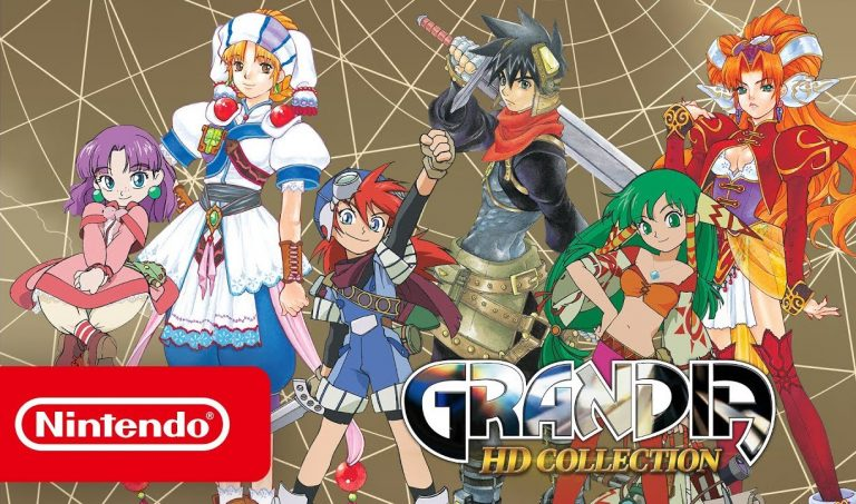 Review - Grandia HD Collection para Nintendo Switch 1