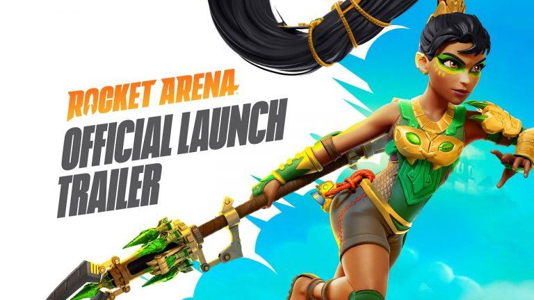 Confira o trailer da primeira temporada de Rocket Arena 1