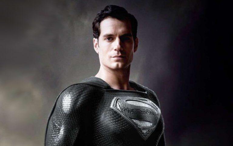 Snyder Cut | Superman aparece com o uniforme preto em vídeo liberado no evento  Justice Con 1