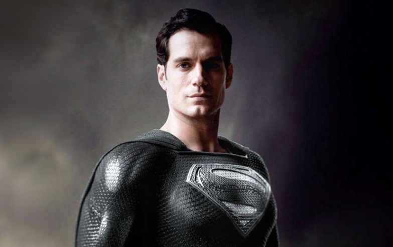 Snyder Cut | Superman aparece com o uniforme preto em vídeo liberado no evento  Justice Con 5