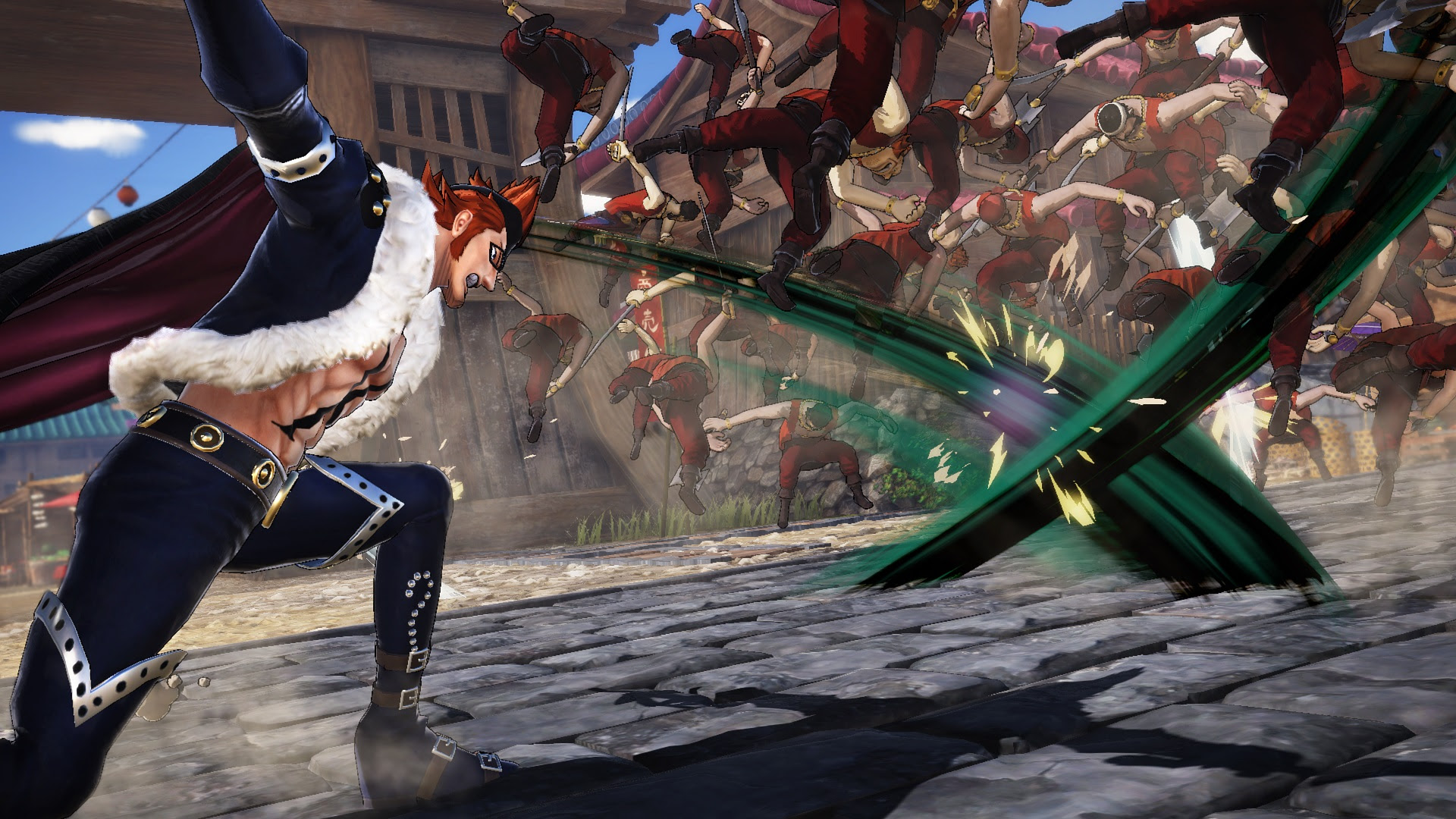 X Drake chegará ao jogo One Piece: Pirate Warriors 4 no fim do ano 1