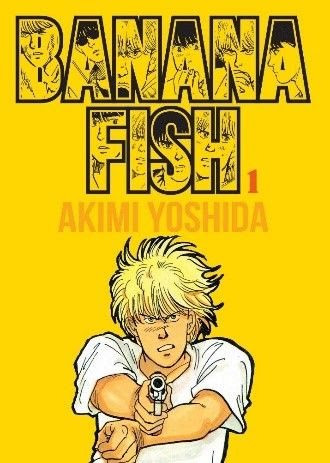 Panini apresenta Banana Fish #1, Sword Art Online Calibur e Vinland Saga Deluxe #1 4