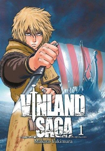 Panini apresenta Banana Fish #1, Sword Art Online Calibur e Vinland Saga Deluxe #1 6