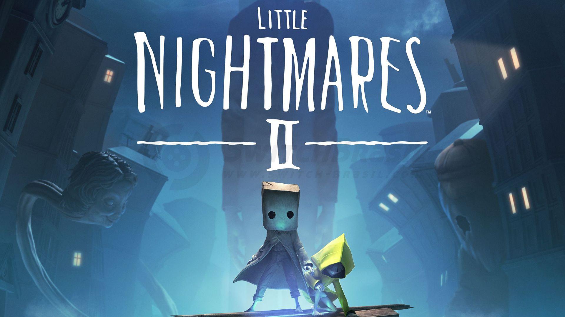 Veja o novo trailer de Little Nightmares II; demo já disponível 2