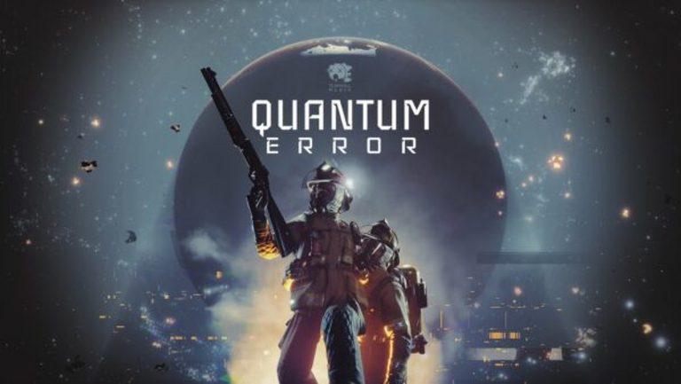 Confira o primeiro trailer de Quantum Error 1