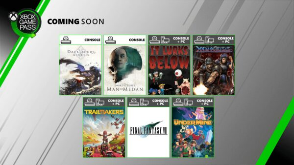Principais jogos que chegam ao Xbox Game Pass em Agosto de 2020 1