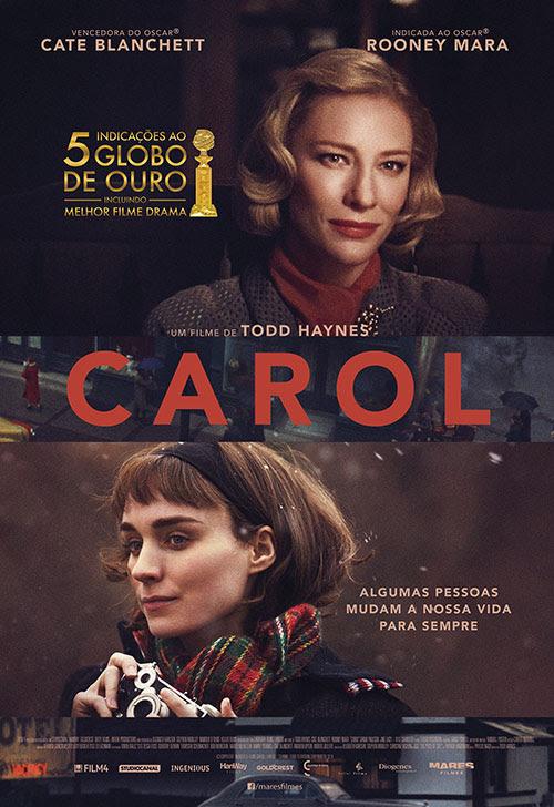 Dica de filme : Carol 1