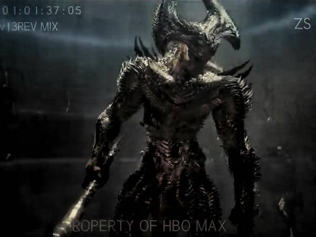 Snyder Cut  | Diretor revela novo visual do Lobo da Estepe 5