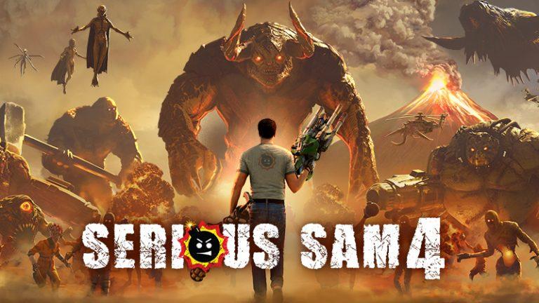 Veja o trailer com a data de lançamento de Serious Sam 4 1