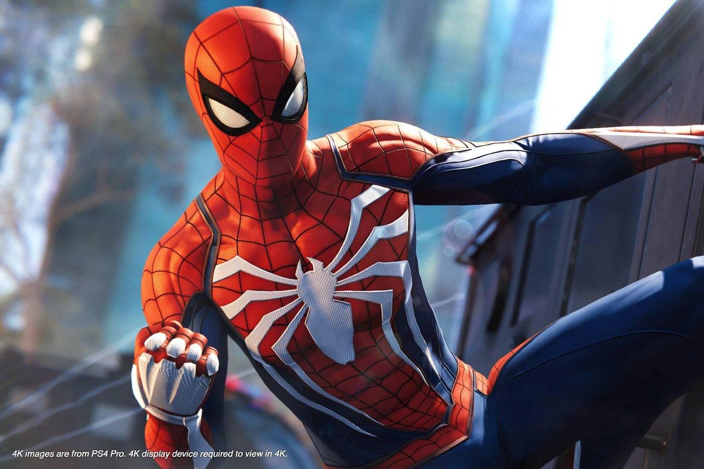 Spider-Man estará em Marvel's Avengers exclusivamente na versão de PS4 5