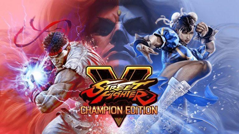 Novos Personagens, Estágios e Mais Chegando em Street Fighter V: Champion Edition 1
