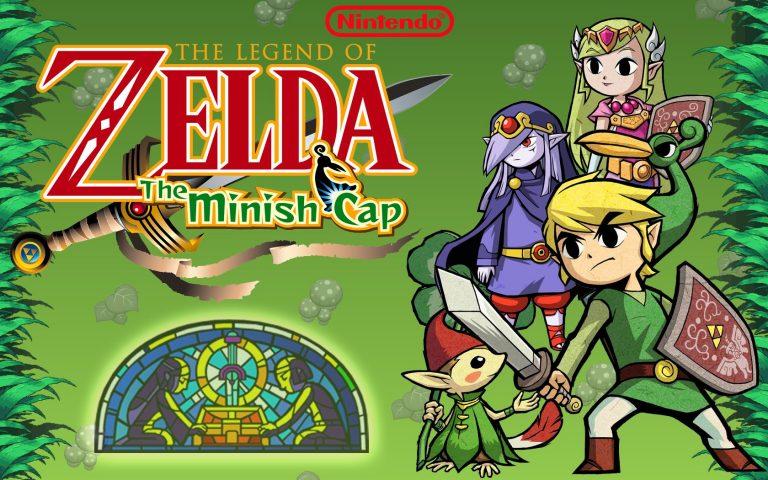 The Legend of Zelda: The Minish Cap