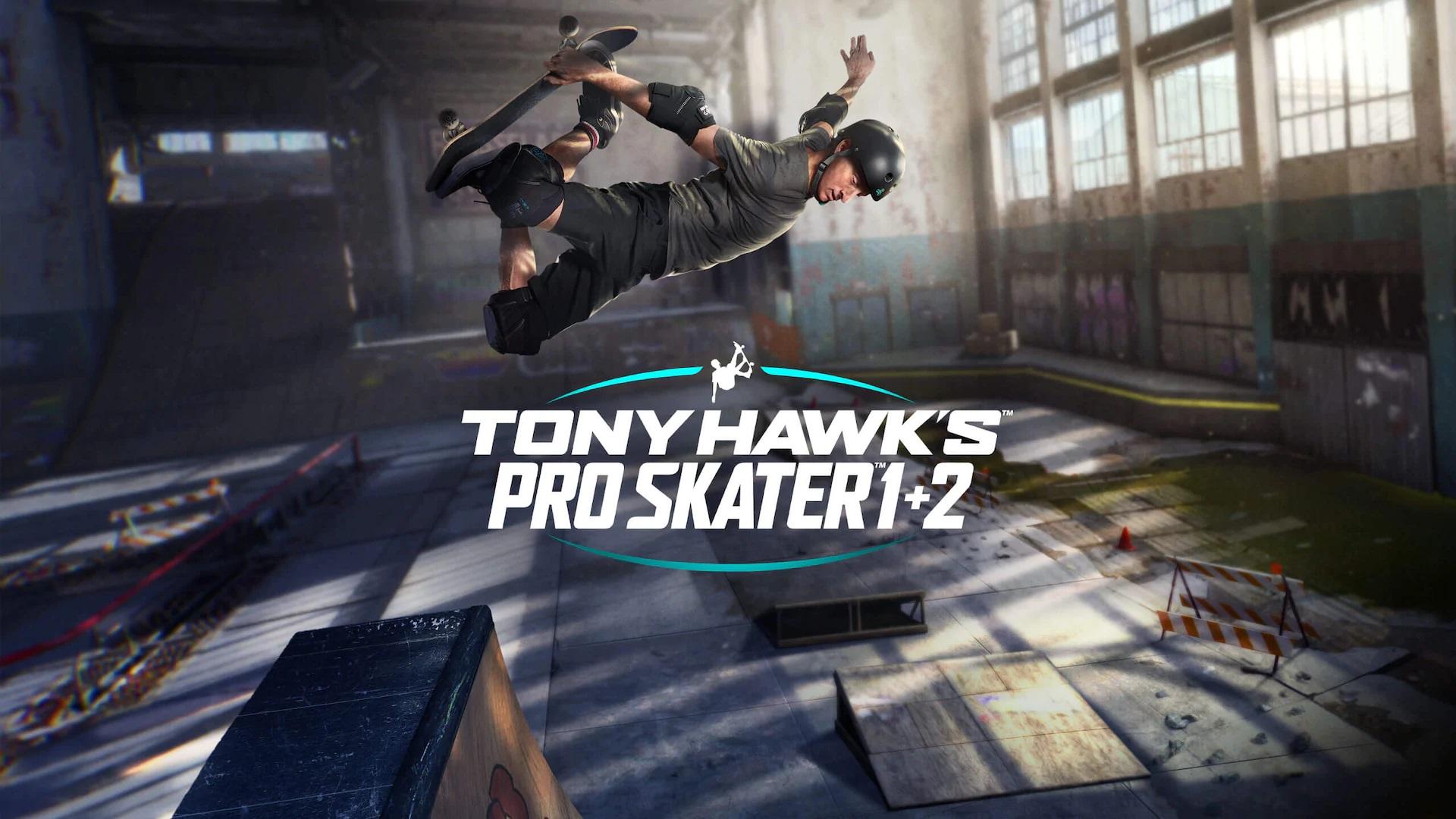 Controles de Switch são encontrados nos arquivos de Tony Hawk 1 e 2 remake 5