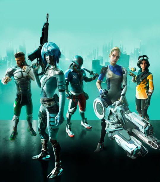 Hyper Scape é lançado para PC, PS4 e Xbox One 1
