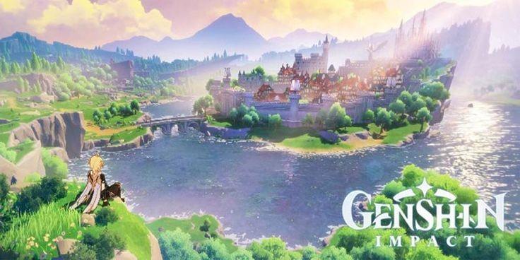 Review - Genshin Impact 1