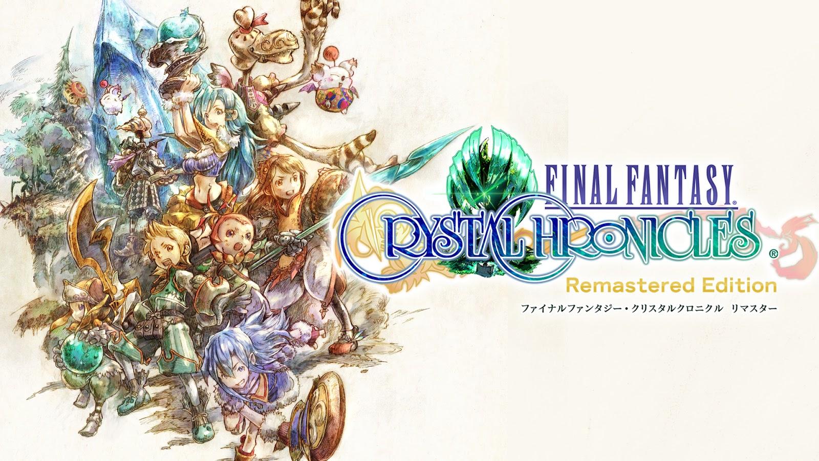 [Review] Final Fantasy Crystal Chronicles Remastered Edition para PS4 4