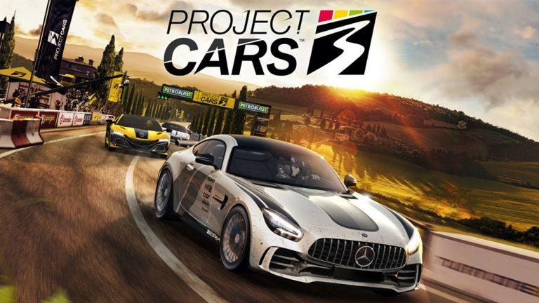 Análise Project CARS 3