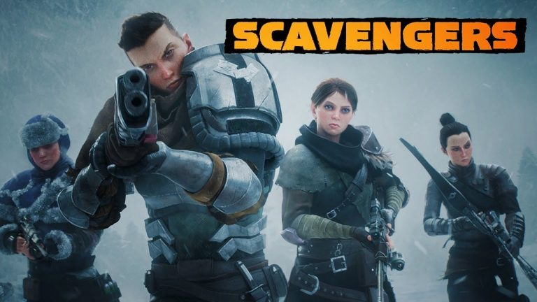 Confira o novo trailer de gameplay de Scavengers 1