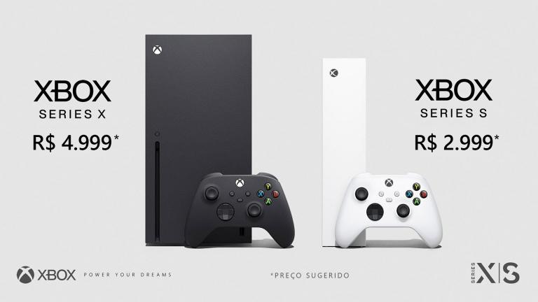 Quando o Xbox Series X e S serão lançados no Brasil?