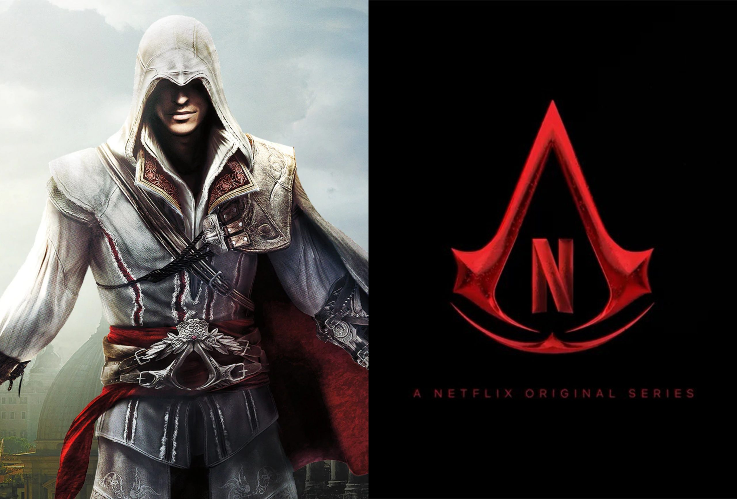 Assassin's Creed série Netflix