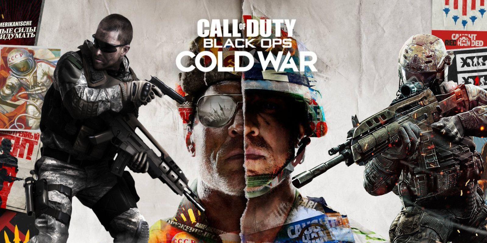 Divulgado o trailer com a data do beta de Call of Duty: Black Ops Cold War 4