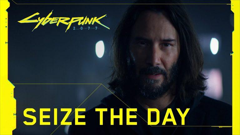 Veja o novo comercial de Cyberpunk 2077 com Keanu Reeves 1